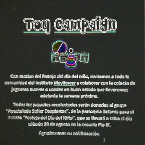 Toy Campaign